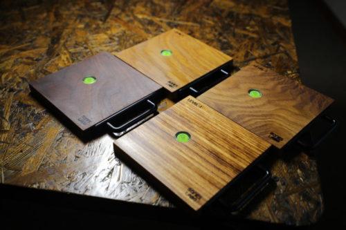 完成! 開発中の「Small-PlateⅡ」専用テーブル「LEVEL-1」その14